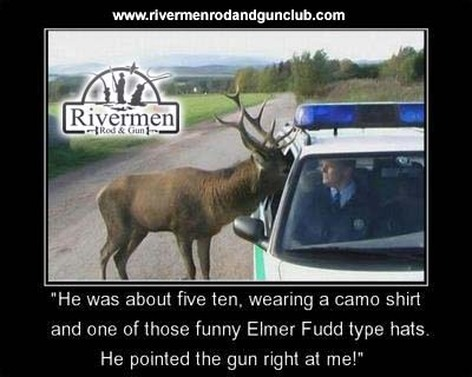 elk and police